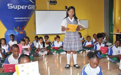 Apoyamos el desarrollo de la niñez chocoana